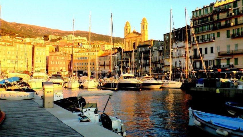 La Corse en voyage d'affaires